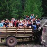 Truck in Siberia