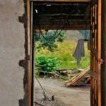 door in andes